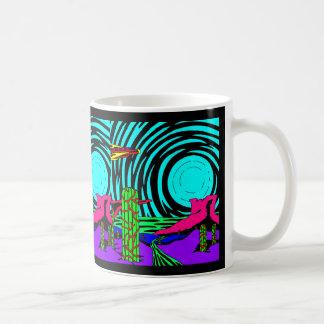Strange New Landscape Mug