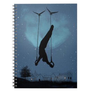 Strange night notebooks