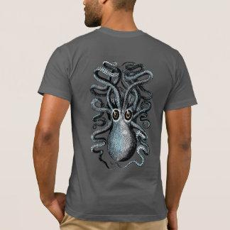 Strange Octopus Sea Monster T-Shirt