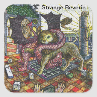Strange Reverie Stickers