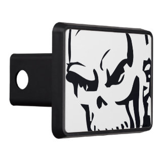 STRANGE SKULL TOW HITCH COVERS