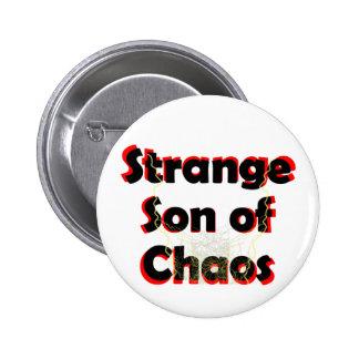 Strange Son Of Chaos 2 Inch Round Button