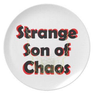 Strange Son Of Chaos Plate