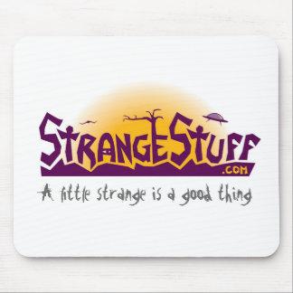 Strange Stuff Mouse Pad