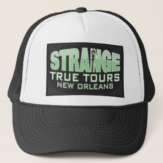 Strange True Tours Trucker Hat