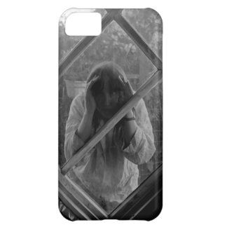 Strange Woman Trapped in iPhone iPhone 5C Cases