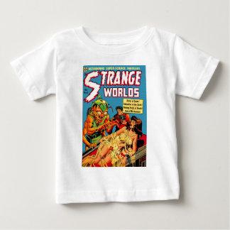Strange Worlds -- Space Princess Baby T-Shirt