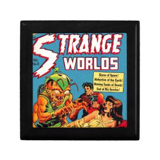 Strange Worlds -- Space Princess Gift Box