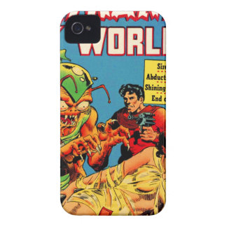 Strange Worlds -- Space Princess iPhone 4 Case