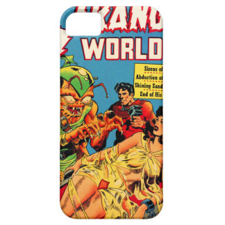 Strange Worlds -- Space Princess iPhone 5 Cases