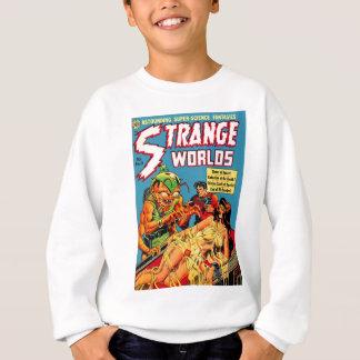 Strange Worlds -- Space Princess Sweatshirt