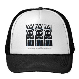 strangewrks  dogtown Mesh Hat