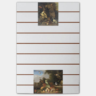 STRANOVER, Tobias Birds in a Landscape 1728 Post-it® Notes