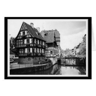 Strasbourg, France 2 Card