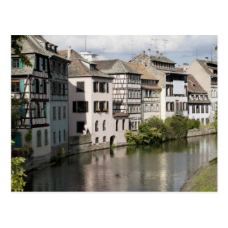 Strasbourg, France 2 Postcard