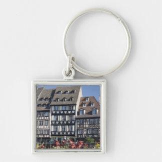 Strasbourg, France Keychain