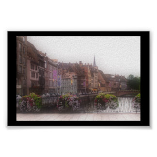 Strasbourg, France Poster