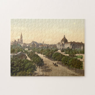 Strasbourg II, Alsace, France Jigsaw Puzzle