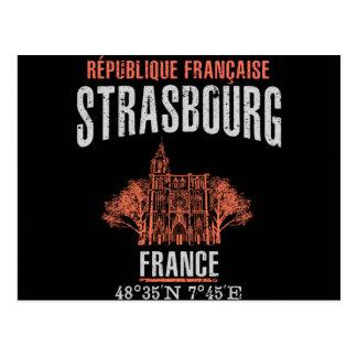 Strasbourg Postcard