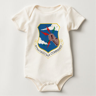 Strategic Air Command Baby Bodysuit