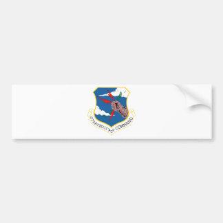 Strategic Air Command Car Bumper Sticker