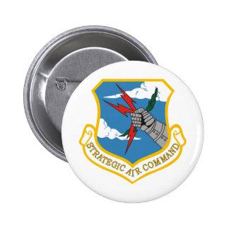 Strategic Air Command Pin