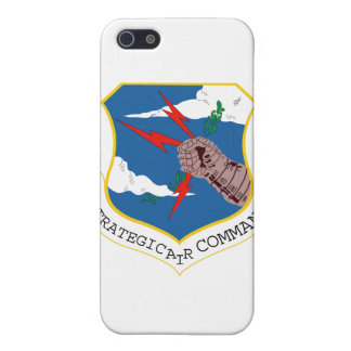 Strategic Air Command Cover For iPhone 5/5S