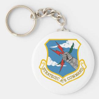 Strategic Air Command Key Chain