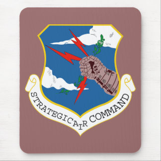 Strategic Air Command Mouse Pad