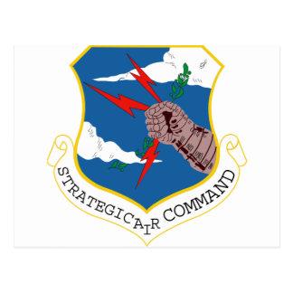 Strategic Air Command Postcard