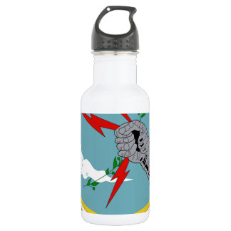 Strategic Air Command Shield 18oz Water Bottle