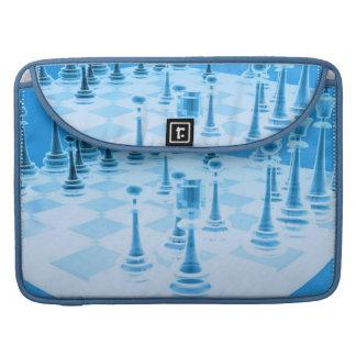 "Strategic Chess Play 15"" MacBook Sleeve Sleeve For MacBooks"