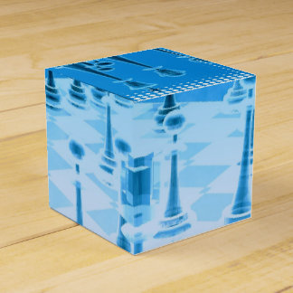 Strategic Chess Play Favor Boxes