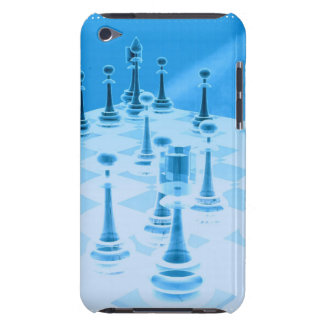 Strategic Chess Play iTouch Case Barely There iPod Cover