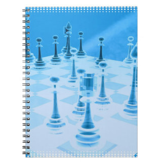 Strategic Chess Play Notebook