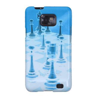Strategic Chess Play Samsung Galaxy Case Samsung Galaxy S2 Cases