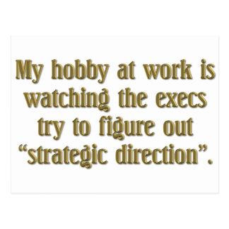 Strategic Direction Postcard