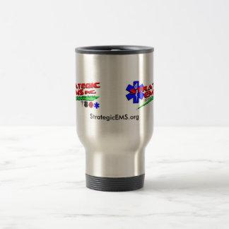 Strategic EMS Inc. Travel Mug