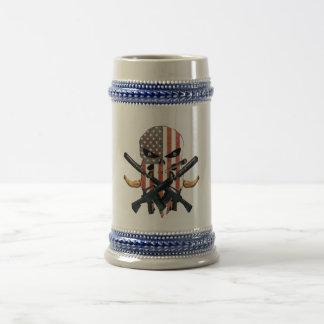 Strategic Savagery - Beer Mug