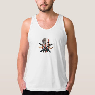 Strategic Savagery - Muscle T Tank Top