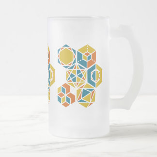 Strategios / Frosted 473 ml  Frosted Glass Mug