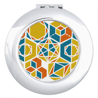 Strategios / Round Compact Mirror