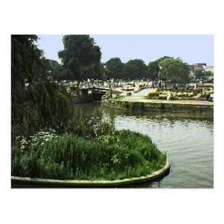 Stratford-upon-Avon England 1986 snap-27405 jGibne Postcards