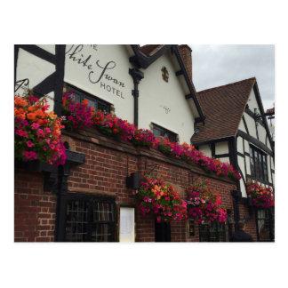 Stratford Upon Avon England UK Travel Photo Card