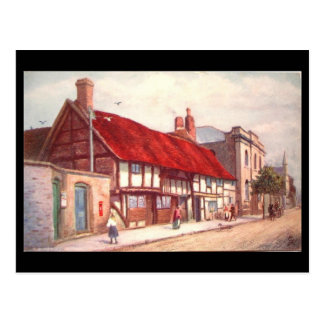 Stratford-upon-Avon, Mason's Court Postcard