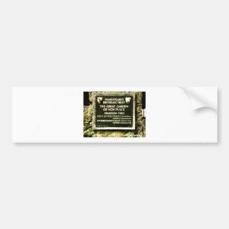 Stratford-upon-Avon  Shakespeare's Birth jGibney Bumper Stickers