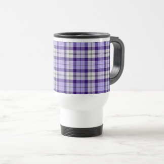 Strathclyde District Tartan Travel Mug