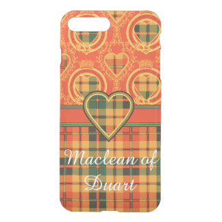 Strathearn clan Plaid Scottish tartan iPhone 7 Plus Case