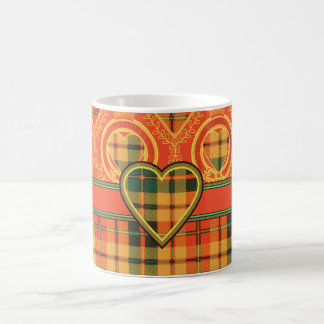 Strathearn Scottish Tartan Coffee Mug