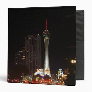 Stratosphere Tower Las Vegas Binder